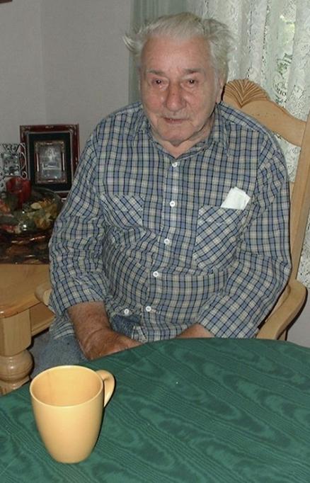 Grandpa Johnny