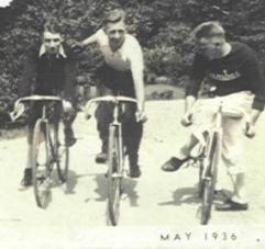 john ahrens 1936