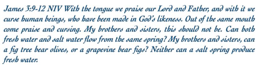 James 3.9-12